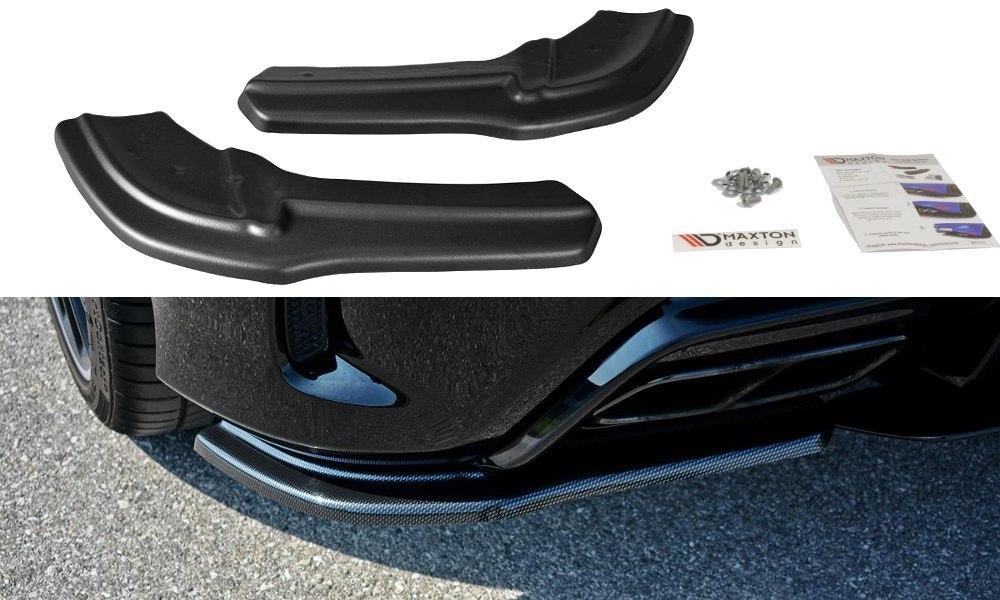 Splittery Tylne Boczne Mercedes A W176 AMG Facelift - GRUBYGARAGE - Sklep Tuningowy